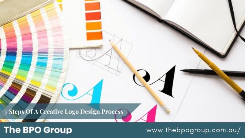 7 Steps Of A Creative Logo Design Process